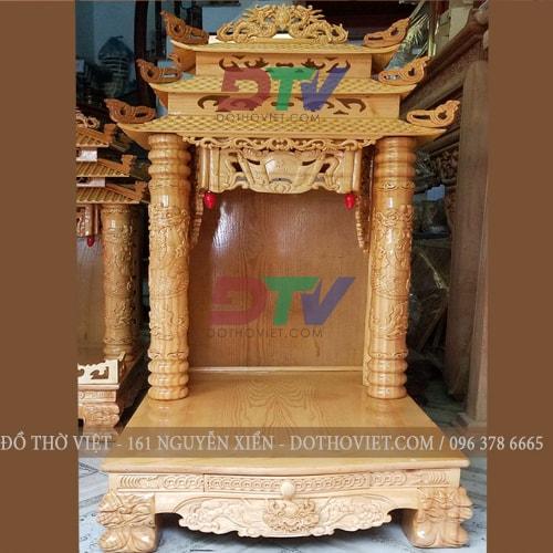 Bàn Thờ Thần Tài Kiểu Dáng Đài Loan