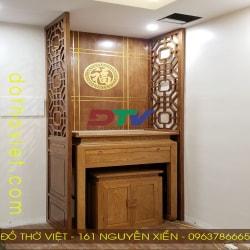 Vách Ngăn Phòng Thờ VN-12